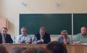 Europäische Werte in ukrainischen und postsowjetischen Kontexten