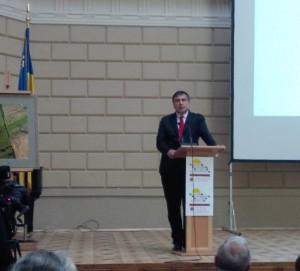 Mikheil Saakaschvili