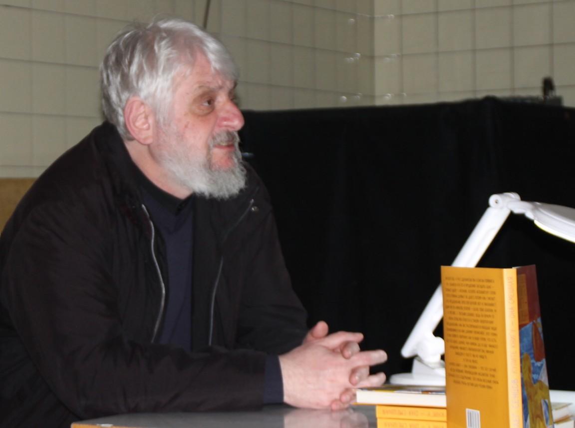 Boris Chersonskij liest