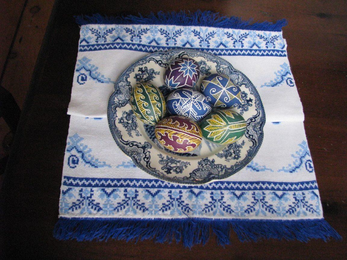 Ukrainische Ostereier
